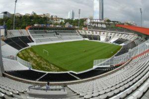 Стадион Инёню, Стамбул