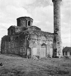 храм Мирелейон - мечеть Бодрум Джами Стамбул