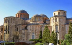 Molla Zeyrek Cami монастырь Пантократора Стамбул