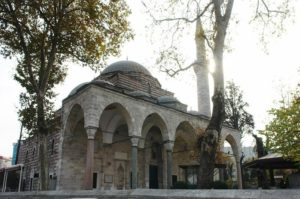 Мечеть Мурат-Паши (Murad Paşa Camii) Стамбул