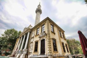 Teşvikiye camii Мечеть Тешвикие
