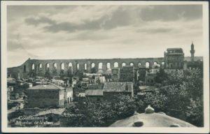 Bozdogan kemeri Акведук Валента Стамбул