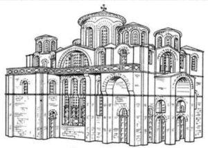 Монастырь Липса Стамбул
