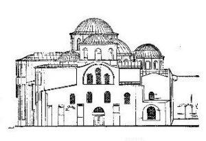 Монастырь Пантократора Стамбул