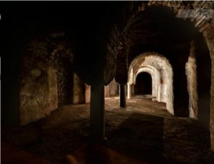 Резан (Каранлык Чешме) Цистерна в музее Резана Хаса Стамбул