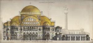 Собор Святой Софии Константинополь Стамбул