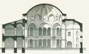 Церковь Сергия и Вакха Стамбул