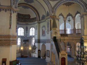 Церковь Сергия и Вакха Византийские памятники Стамбула