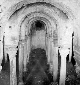 Цистерна Феодосия (Шерефие) Стамбул