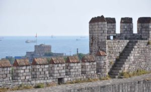 Крепость Йедикуле Стамбул