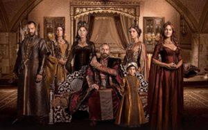 Султан Сулеман сериал Великолепный век Sultan Suleyman