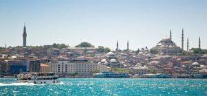Водный транспорт Стамбула