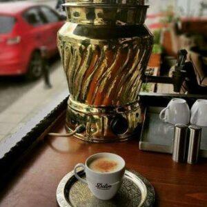 Уличная еда Стамбул Салеп