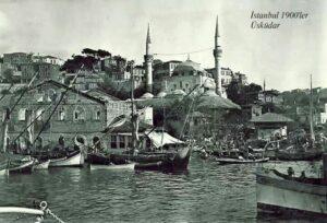 Ускюдар маршрут Стамбул