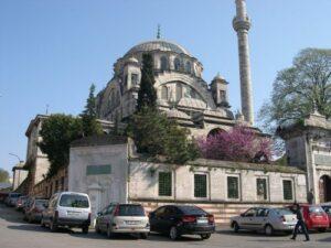 Мечеть Аязма (Ayazma Cami)
