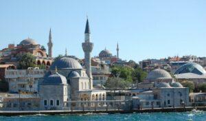 Мечеть Шемси Ахмед-паши (Şemsi Ahmed Paşa Camii) Ускюдар