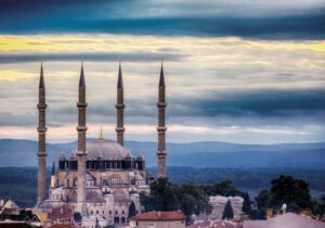 Ускюдар Стамбул Мечеть Селимие Selimiye camii