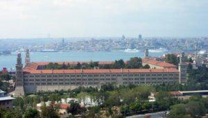 Казармы Селимие и музей Флоренс Найтингейл (Selimiye Kışlası)