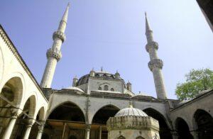 мечеть Йени Валиде Ускюдар Yeni Valide camii