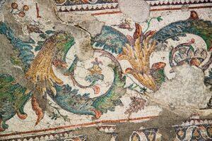 Музей мозаик Большого дворца Стамбул