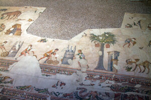 Музей мозаик Стамбул