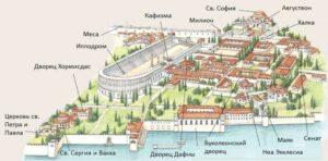 Большой дворец Константинополя