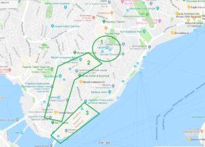 В каком районе остановиться в Стамбуле