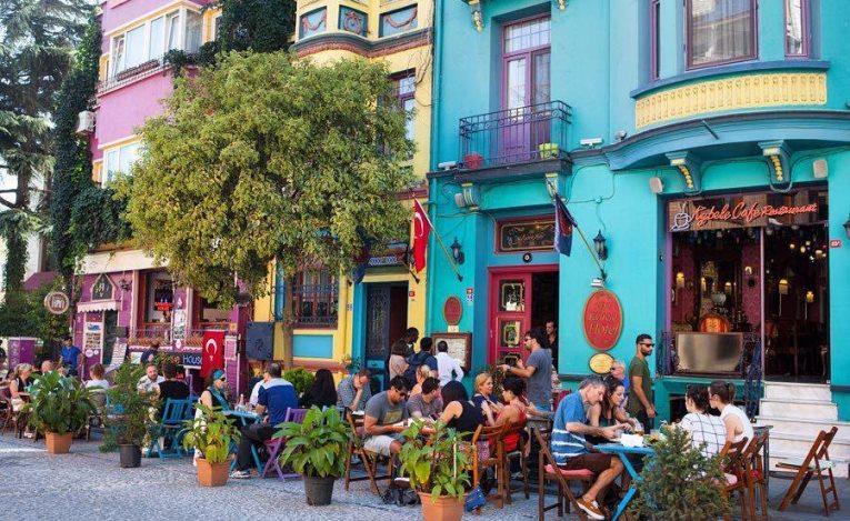 Стамбул в каком район остановиться
