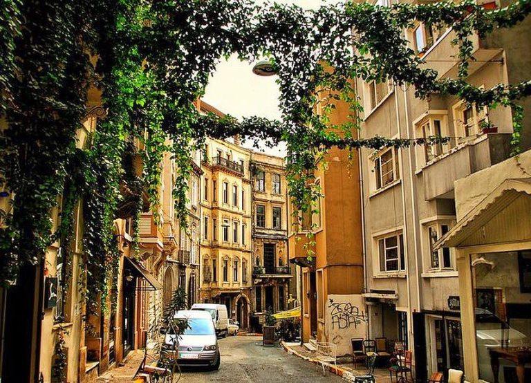 Стамбул в каком районе остановиться