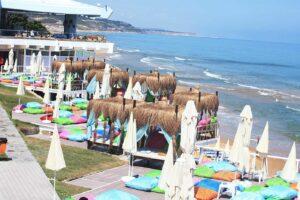 Пляжи в Кильос