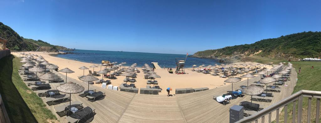 Лучшие пляжи Стамбула