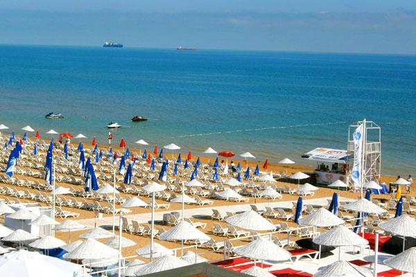 Пляжи в Кильос Стамбул