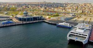 Как добраться до острова Мармара из Стамбула