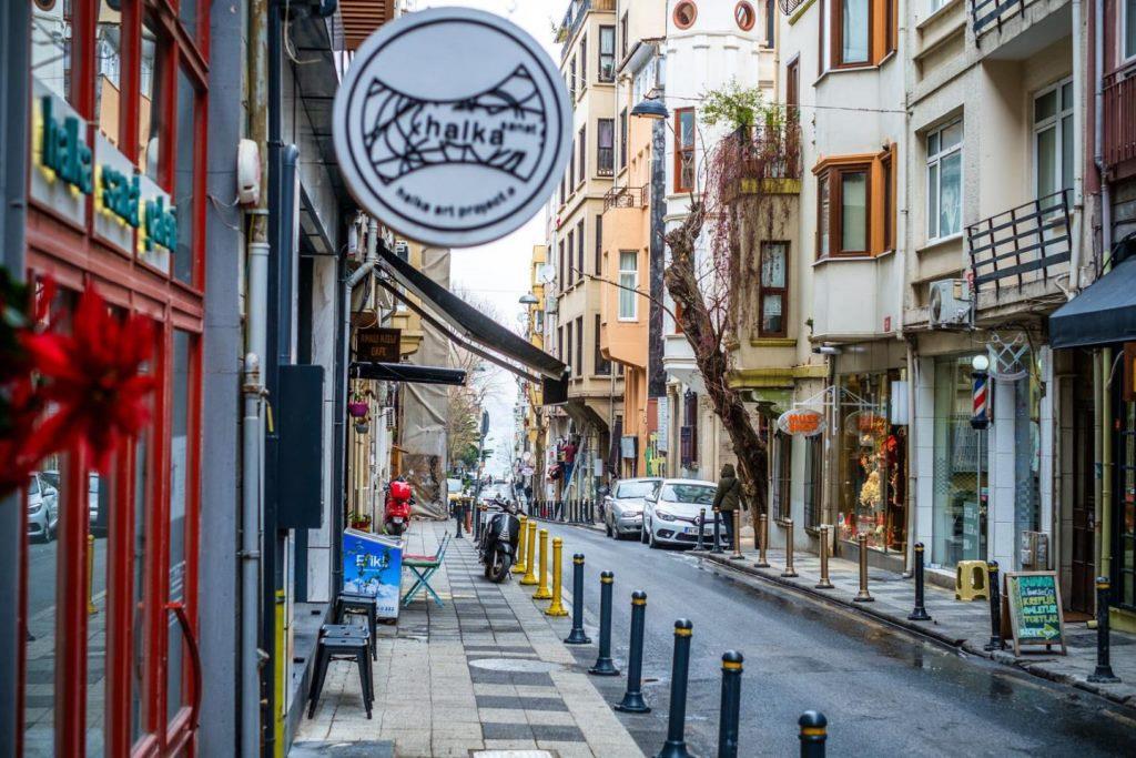 Стамбул на неделю что посмотреть