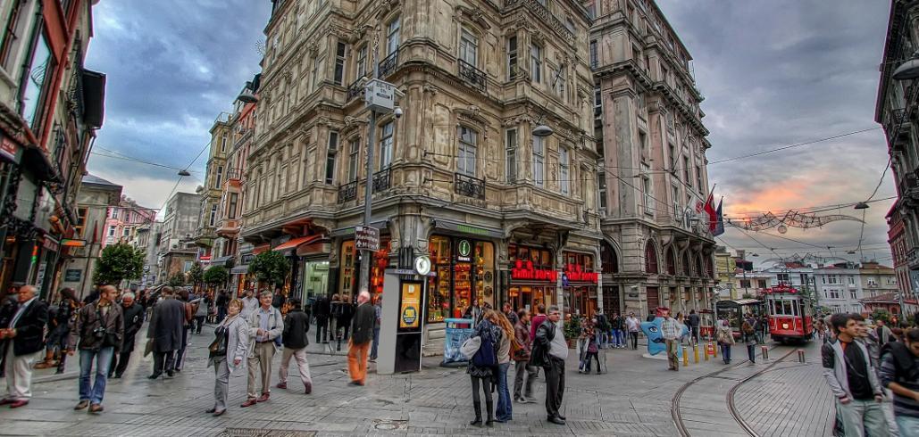 Неделя в Стамбуле