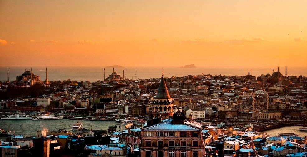 Стамбул недельный тур что посмотреть