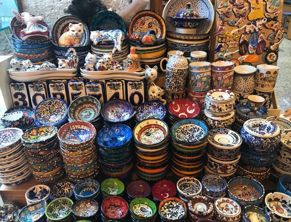 Бесплатные достопримечательности в Стамбуле