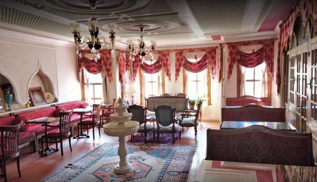 Кофейня в Сулеймание