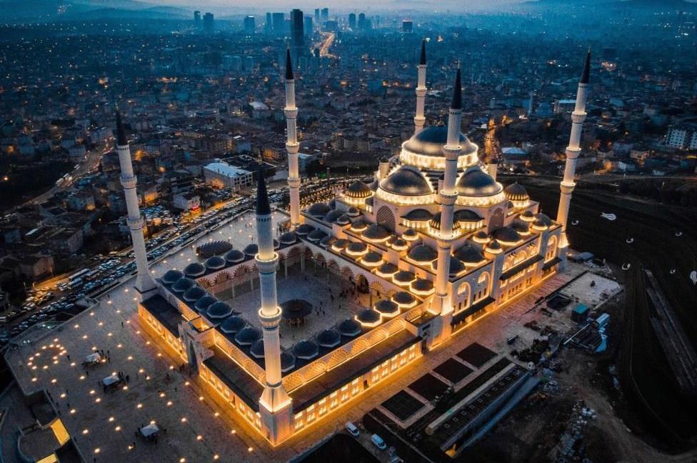 Стамбул мечети что посмотреть
