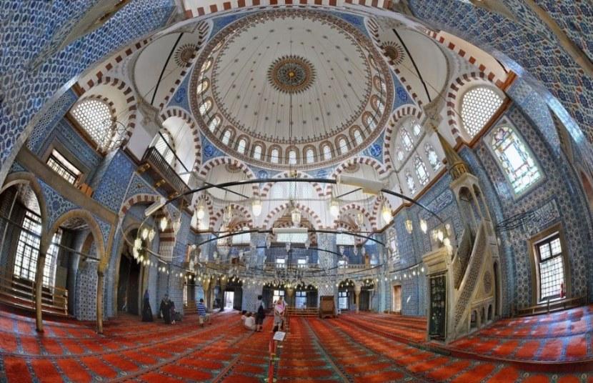 Список мечетей Стамбула