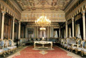 Дворец Йылдыз: достопримечательности в Стамбуле