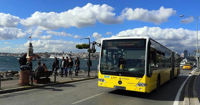 Стоимость проезда в Стамбуле