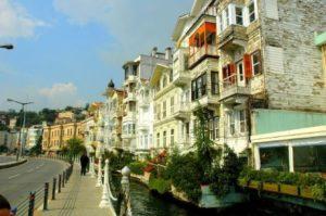 Районы Стамбула: Арнавуткёй Arnavutköy