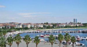 Районы Стамбула: Бакыркёй. Bakırköy