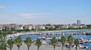 Районы Стамбула: район Бакыркёй. Bakırköy