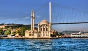 Районы Стамбула: район Бешикташ Beşiktaş