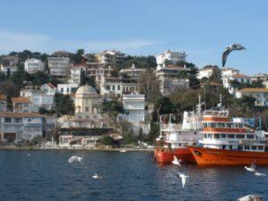 Районы Стамбула: Бююкада Büyükada
