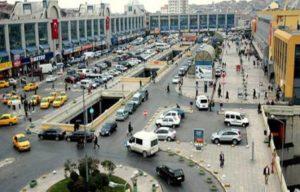 Районы Стамбула: Эсенлер Esenler