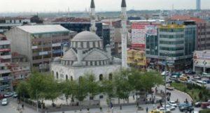 Районы Стамбула: район Газиосманпаша Gaziosmanpaşa