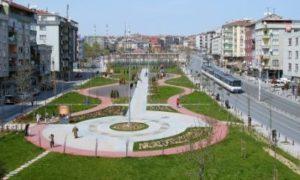 Районы Стамбула:район Гюнгёрен Güngören